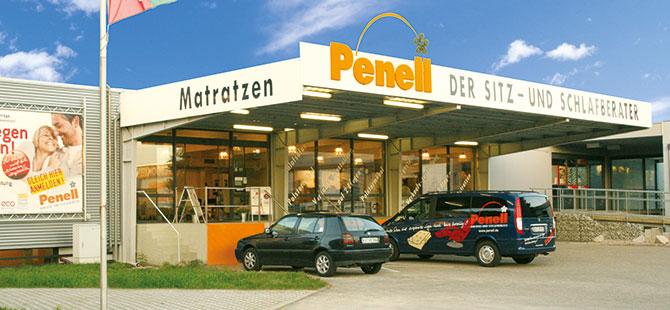 Willkommen bei Polster Penell - DER Spezialist für Sitzen und Schlafen